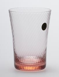 Sklenice na vodu 6_3410 s točenou optikou 400 ml