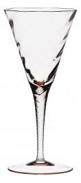 Sklenice na červené víno KROUCENÁ NOHA Rosalin 200 ml