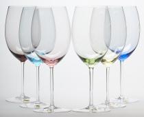 Sklenice na červené víno Asort 810 ml