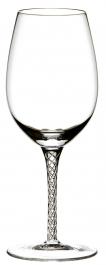 Sklenice na bílé víno VZDUCHOVÁ SPIRÁLA Křišťál 350 ml